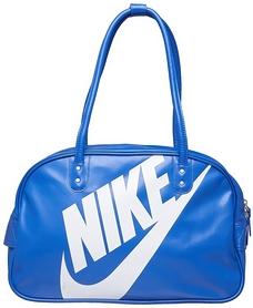 Фото 1 к товару Сумка женская Nike Heritage Si Shoulder Club синяя