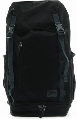 Рюкзак городской Nike Net Skills Rucksack 2.0 черно-серый