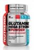 Аминокислоты Nutrend Glutamine Mega Strong Powder 500 г (арбуз) - фото 1
