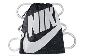 Рюкзак для обуви Nike Heritage Se Gymsack черный