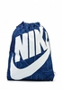 Рюкзак для обуви Nike Heritage Se Gymsack синий - фото 1