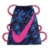 Рюкзак спортивный Nike Ya Graphic Gymsack синий - фото 1