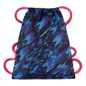 Фото 2 к товару Рюкзак спортивный Nike Ya Graphic Gymsack синий