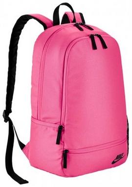 Рюкзак городской Nike Classic North – Solid розовый