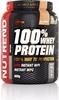 Протеин Nutrend 100% Whey Protein 900 г (клубника) - фото 1
