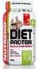 Протеин Nutrend Diet Protein 560 г (банан) - фото 1