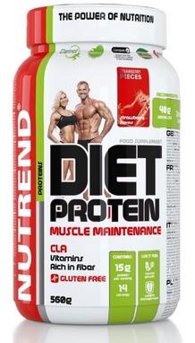 Протеин Nutrend Diet Protein 560 г (шоколад)