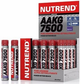 Аминокислоты Nutrend AAKG 7500 25 мл смородина черная