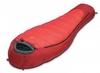 Спальный мешок (спальник) для треккинга Alexika Nord - right красный - фото 1