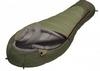 Спальный мешок (спальник) для треккинга Alexika Nord - right зеленый - фото 1