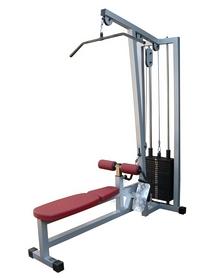 Блок для мышц спины (верхняя тяга) Wuotan GB-03