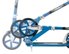 Самокат складной Razor A5 Lux синий - фото 4