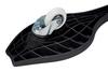 Скейтборд двухколесный Razor RipStik Air Pro серебряно-черный - фото 2
