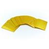 Карты игральные с пластиковым покрытием Gold 100 Dollar IG-4566-G(BR) - фото 1