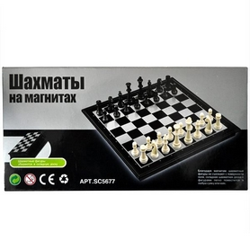 Шахматы магнитные SC5677