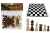Фигуры для шахмат и игровое полотно IG-3104 - фото 1
