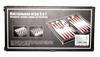 Набор настольных игр 3 в 1 магнитный (шахматы, шашки, нарды) SC56810 - фото 2