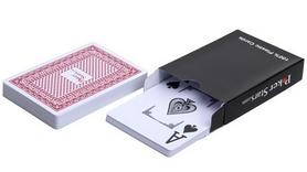 Фото 1 к товару Карты игральные с пластиковым покрытием Poker Club IG-4884