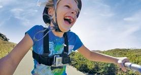 Фото 5 к товару Крепление нагрудное для детей GoPro Jr. Chesty: Chest Harness New