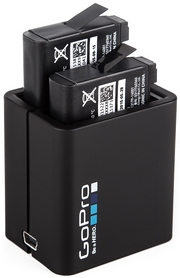 Устройство зарядное GoPro Dual Battery Charger for HERO4 (AHBBP-401)