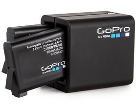 Фото 3 к товару Устройство зарядное GoPro Dual Battery Charger for HERO4 (AHBBP-401)