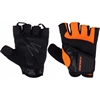 Перчатки для фитнеса Demix Fitness gloves D-310 оранжевые S - фото 1