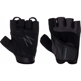 Перчатки для фитнеса Demix Fitness gloves D-310 серые XXL