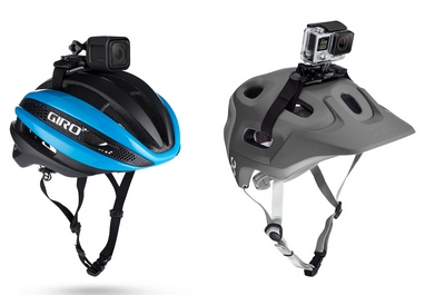 Крепление GoPro Vented Helmet Strap Mount (GVHS30)