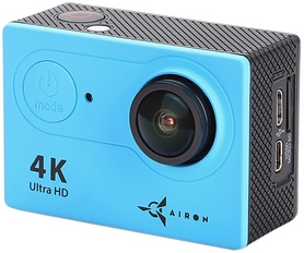 Фото 2 к товару Экшн-камера Airon ProCam 4K blue