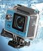 Экшн-камера Airon ProCam 4K blue - фото 4