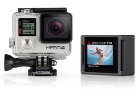 Фото 2 к товару Экшн-камера GoPro Hero4: Silver - Adventure
