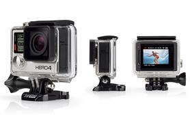 Фото 3 к товару Экшн-камера GoPro Hero4: Silver - Adventure
