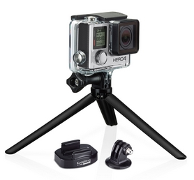 Фото 2 к товару Крепление GoPro Tripod Mount (including 3-Way Tripod) (ABQRT-002)