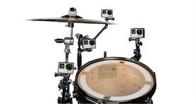 Фото 3 к товару Крепление GoPro Music Clip - TBD (AMCLP-001)