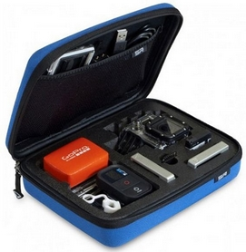 Фото 3 к товару Кейс GoPro SP POV Case Small GoPro-Edition blue (52031)