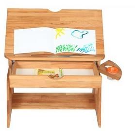 Фото 2 к товару Парта мольберт с выдвижным ящиком Абсолют мебель