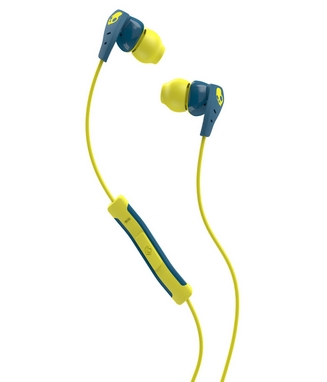 Наушники спортивные Skullcandy Method W/Mic1 Teal/Acid/Acid