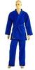 Кимоно для дзюдо Combat Budo повышенной плотности синее - фото 2