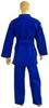 Кимоно для дзюдо Combat Budo повышенной плотности синее - фото 4
