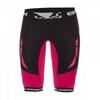 Шорты компрессионные женские Bad Boy Compression Shorts Black/Pink - фото 1