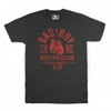 Футболка Bad Boy Boxing Club Black/Red - фото 1
