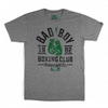 Футболка Bad Boy Boxing Club Grey/Black - фото 1