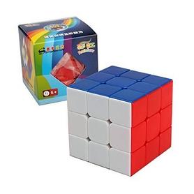 Фото 3 к товару Кубик Рубика 3х3 Shengshou Rainbow