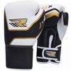 Перчатки боксерские детские RDX Gold Pro - фото 1