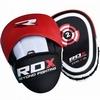 Лапы боксерские RDX Gel Focus Red - фото 2
