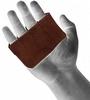 Накладки для подтягивания RDX Leather Brown - фото 2