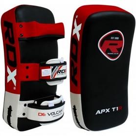Фото 1 к товару Пады для тайского бокса RDX Red (1шт)