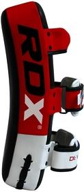 Фото 2 к товару Пады для тайского бокса RDX Red (1шт)