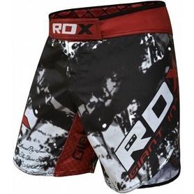 Шорты для MMA RDX Multi Gray