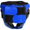 Шлем боксерский детский RDX Blue - фото 3